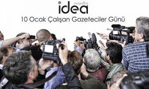 10 Ocak Gazeteciler Günü